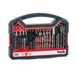 109110-KWB POWER-BOX STANDARD bit, fúrószár klt.  101 db-os