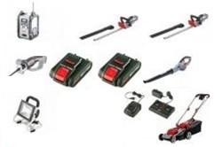 Akkumulátoros Multi gépek