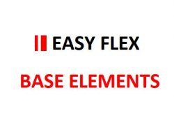 EASY FLEX alapgépek és adapterek