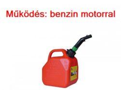 Benzinmotoros Láncfűrészek