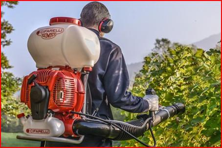 Növényvédelem gépei