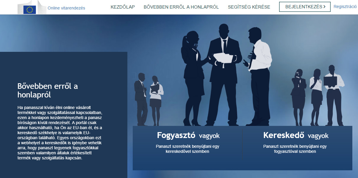 Online Vitarendezési Platform